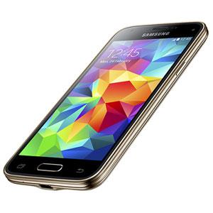 SIM Free Samsung Galaxy S5 Mini - Gold - 16GB