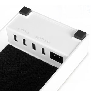 Avantree PowerHouse High Power Desk USB Charging Station - US Adapter