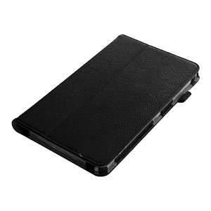 Adarga Folio Stand Samsung Galaxy Tab S 8.4 Case - Black