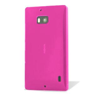 FlexiShield Nokia Lumia 930 Gel Case - Hot Pink