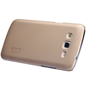 Nillkin Super Frosted Shield Samsung Galaxy Grand 2 Case - Gold