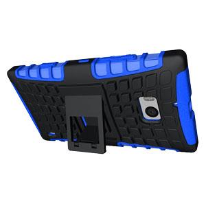Armourdillo Hybrid Nokia Lumia 930 Protective Case - Blue