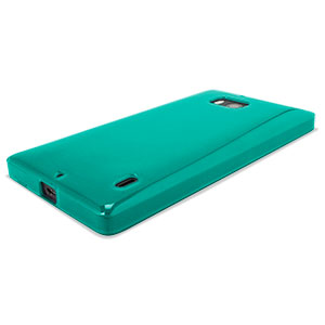 FlexiShield Case For Nokia Lumia 930 - Light Blue