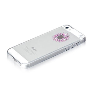 Bling My Thing Shadow iPhone 5S / 5 Case - Pink Mix