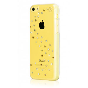 Bling My Thing Milky Way Collection iPhone 5C Case - Angel Mix