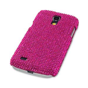 ToughGuard Samsung Galaxy S4 Mini Diamante Bling Case - Pink