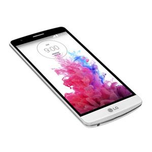 SIM Free LG G3 S 8GB - White