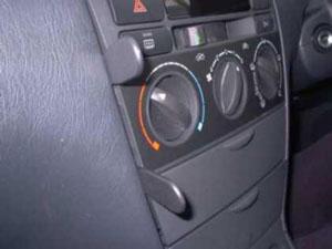 Brodit ProClip Angled Mount Toyota Corolla 02-07