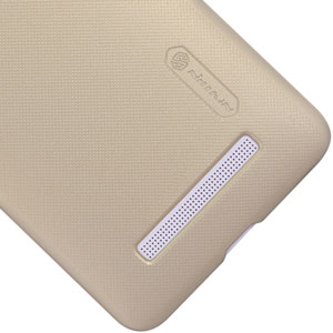 Nillkin Super Frosted Shield Asus ZenFone 5 Case - Gold