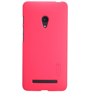 Nillkin Super Frosted Shield Asus ZenFone 5 Case - Red