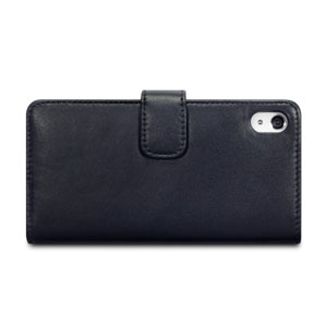 Adarga Xperia Z2 Leather-Style Wallet Case