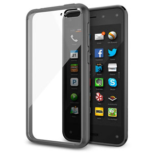 Spigen Ultra Hybrid Amazon Fire Phone Case - Gunmetal
