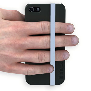 Snapz Case for iPhone 5S / 5 - Black