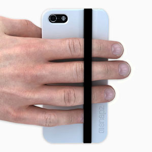 Snapz Case for iPhone 5S / 5 - White