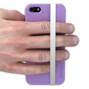 Snapz Case for iPhone 5S / 5 - Violet