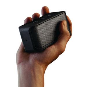 Jabra Solemate Mini Portable Bluetooth Speaker - Black