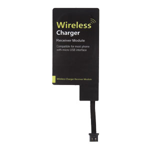 enCharge Universal Qi Wireless Charging Adapter Micro USB (Inverted)