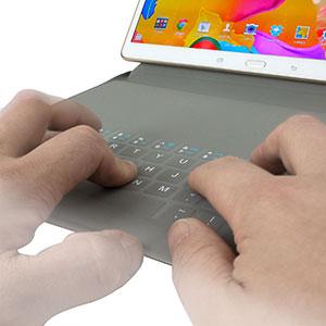 Olixar Wireless Bluetooth Tablet Keyboard Case - 9-10 Inch