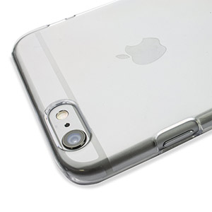 Encase iPhone 6 Plus Polycarbonate Shell Case - 100% Clear