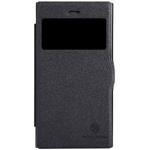 Nillkin Fresh Faux Leather BlackBerry Z3 Tasche