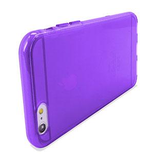 Encase FlexiShield iPhone 6 Plus Gel Case - Purple