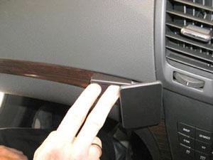 Brodit ProClip Angled Mount Vauxhall Insignia 09-13
