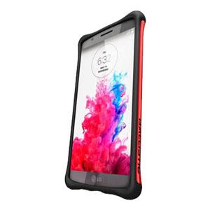 Ballistic Urbanite LG G3 Case - Red/Black