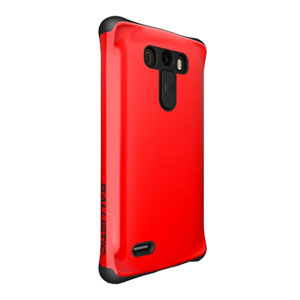 Ballistic Urbanite Sony Xperia Z1 Case - Red/Black