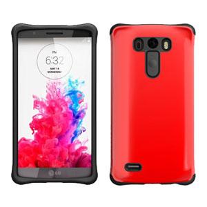 Ballistic Urbanite Sony Xperia Z1 Case - Red/Black