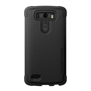 Ballistic Tough Jacket LG G3 Hard Case - Black