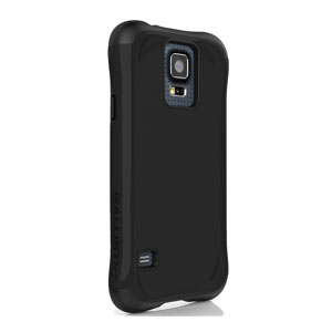 Ballistic Urbanite Samsung Galaxy S5 Case - Black