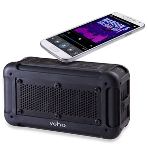 Veho Vecto 360° Wireless Water Resistant Bluetooth Speaker