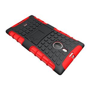 Encase ArmourDillo Nokia Lumia 1520 Protective Case - Red