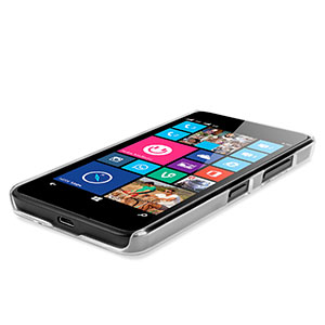 Polycarbonate Shell Case For Nokia Lumia 630 - 100% Clear