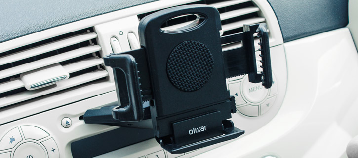 Support Voiture Universel CD Olixar compatible coques