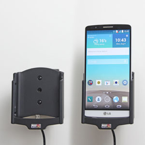 Brodit Active LG G3 In Car Holder with Molex Adapter