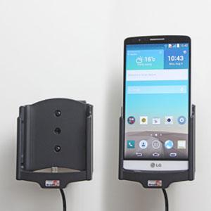 Brodit Passive LG G3 In Car Charging Holder with Tilt Swivel