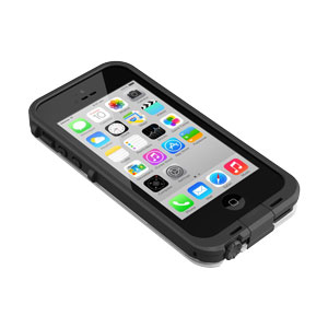 lifeproof iphone 5c case lifeproof fre iphone 5c black clear 15629