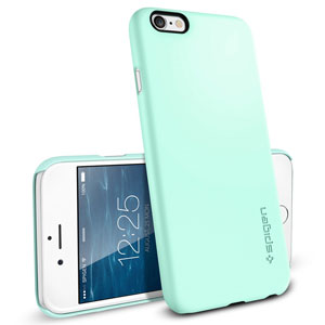 Spigen Thin Fit iPhone 6S / 6 Shell Case - Mint