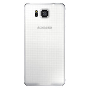 SIM Free Samsung Galaxy Alpha 32GB - White