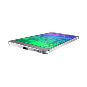 SIM Free Samsung Galaxy Alpha 32GB - Silver