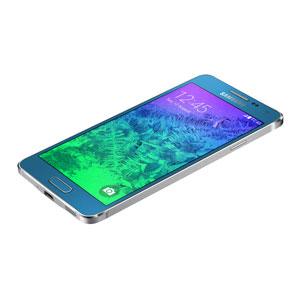 SIM Free Samsung Galaxy Alpha 32GB - Blue