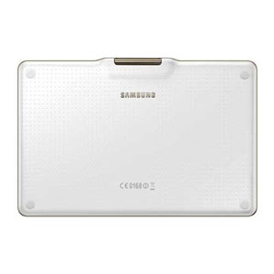 Official Samsung Galaxy Tab S 8.4 Keyboard Case - Dazzling White