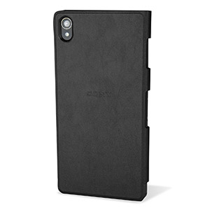 Official Sony SCR24 Xperia Z3 Style Cover with Smart Window - Black