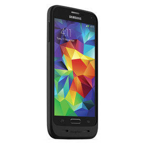Mophie Galaxy S5 Juice Pack - Black