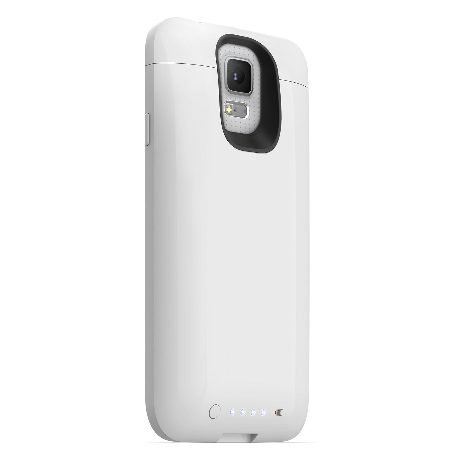 Mophie Galaxy S5 Juice Pack - White