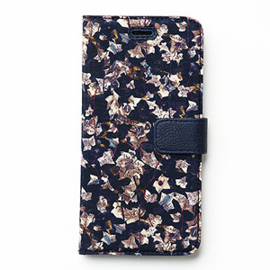 Zenus Liberty Diary iPhone 6 Case - Ivy Navy