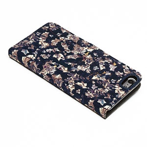 Zenus Liberty Diary iPhone 6 Case - Ivy Navy