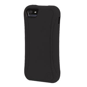 Griffin Survivor Slim iPhone 5S / 5 Tough Case - Black