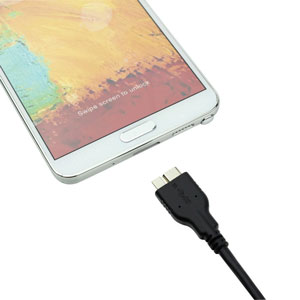 Samsung Galaxy S5 and Note 3 OTG Micro USB 3 to USB Converter